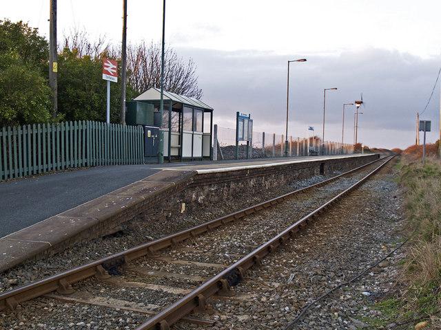 Tonfanau Railway Station