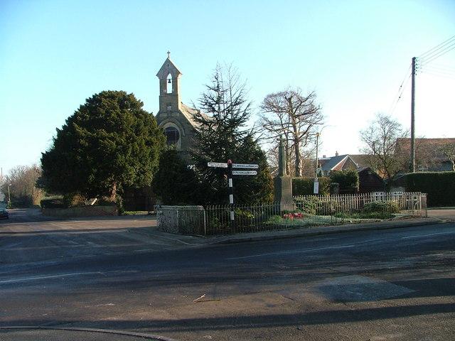 Manston Crossroads