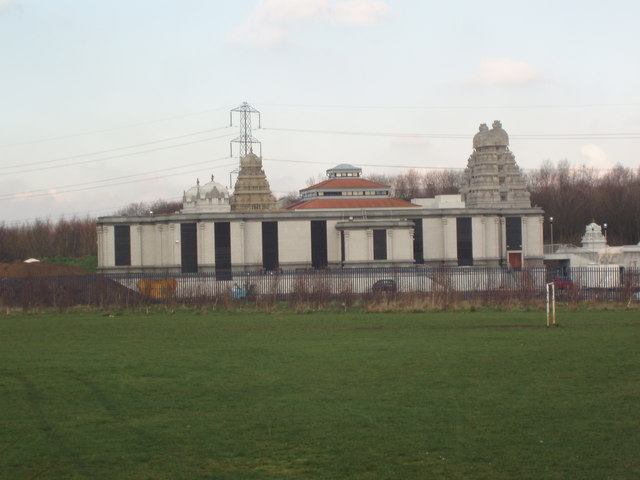 Shri Venkateswara (Balaji) Temple of the UK in Tividale
