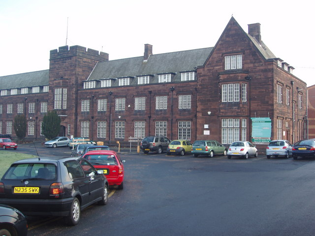 The Guest Hospital, Tipton, West Midlands