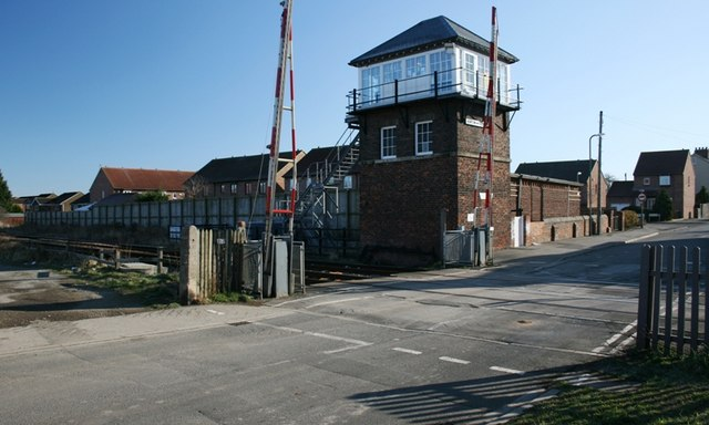 Norton Signal Box