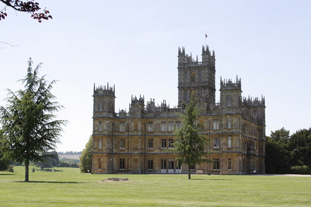 Highclere Castle, Highclere, Hampshire