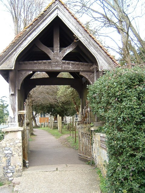 Eling Church Gate