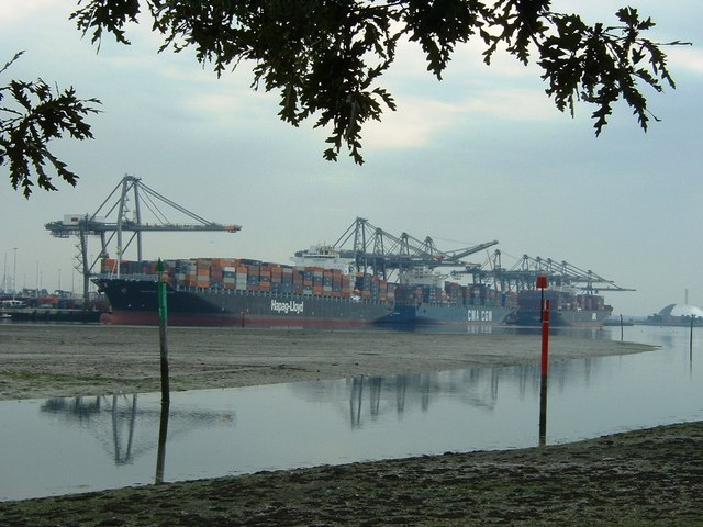 Southampton Container Terminal