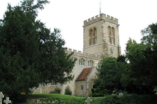 St Laurence, Chicheley, Bucks