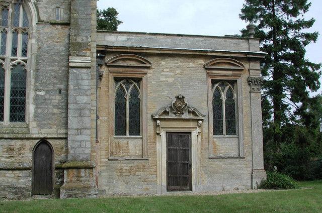 St Laurence, Chicheley, Bucks - Chancel