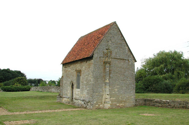 The Chapel of St. Mary, Bradwell Abbey