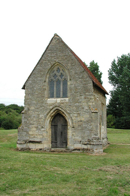 Chapel of Our Lady of Bradwell, Bradwell Abbey, Bucks