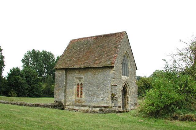 Chapel of Our Lady of Bradwell, Bradwell Abbey, Bucks
