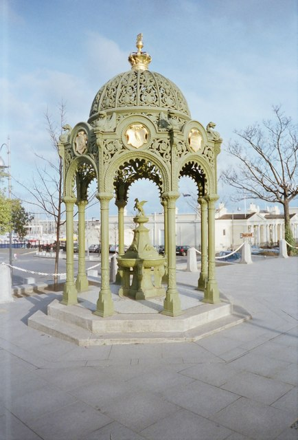 Victoria Water Fountain Dun Laoghaire