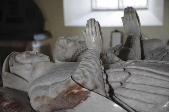 Church Monument, Firle, East Sussex