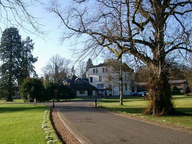 Auchlochan House