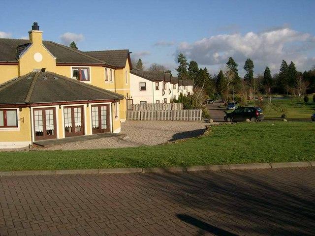 Accommodation at Auchlochan