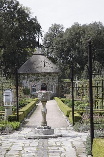West Dean Gardens, West Dean, West Sussex