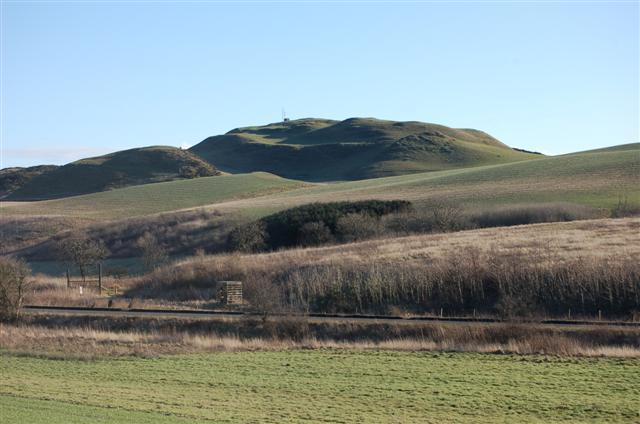 Stoneyhall Hill
