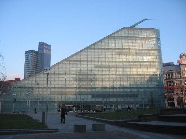 The Urbis Building