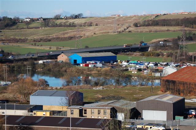 Bellknowes Industrial Estate