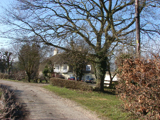 House on Hinksey Hill