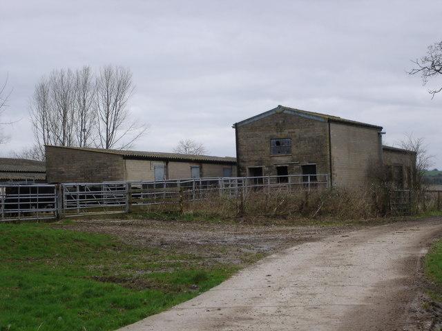 Farm Buildings, north of New Court Farm
