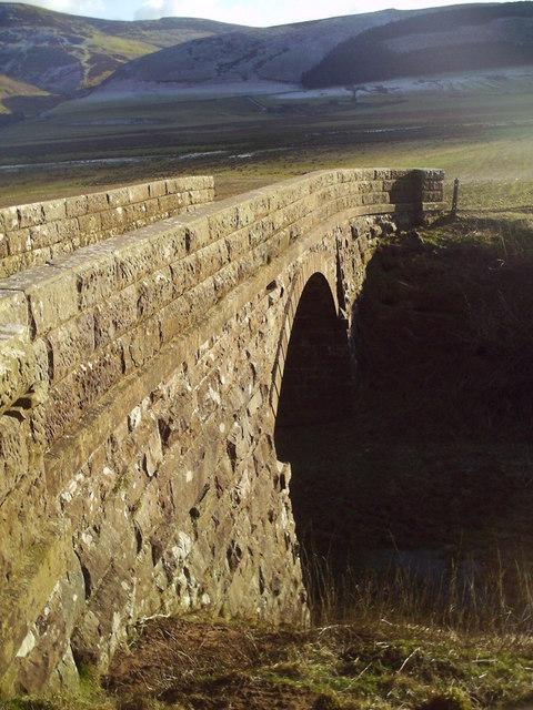 Railway Arch Dunsyre