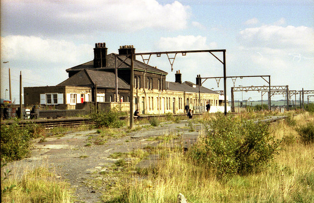 Penistone Station (closed)