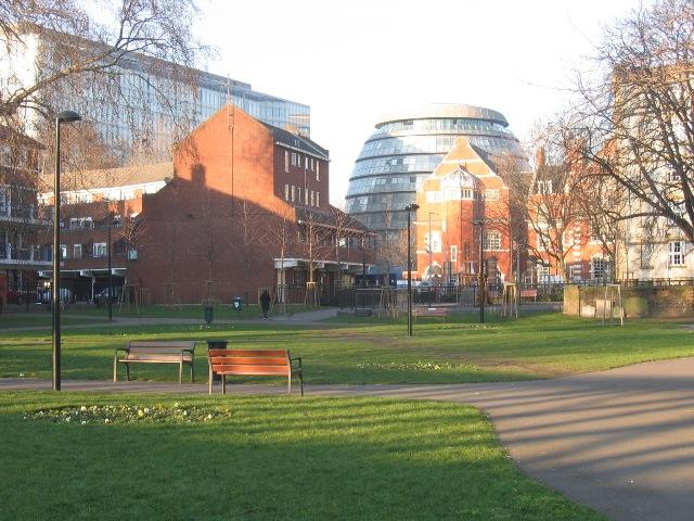 St John's park, Bermondsey