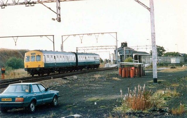 Penistone Station