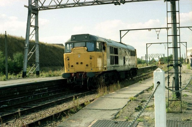 31 113 Penistone Station