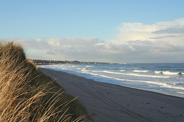 Lossiemouth East Beach.
