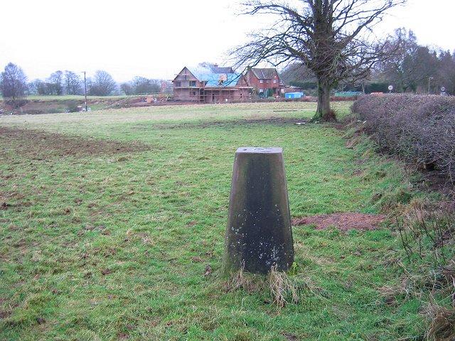 Triangulation pillar, Weatheral