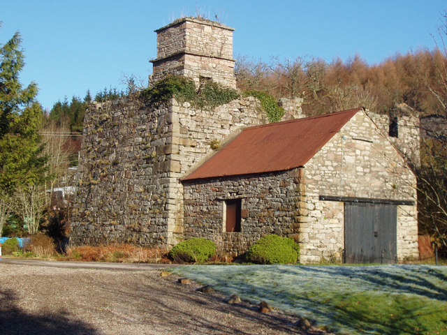Ruins of the Furnace Ironworks