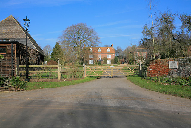 Tufton Warren Farmhouse