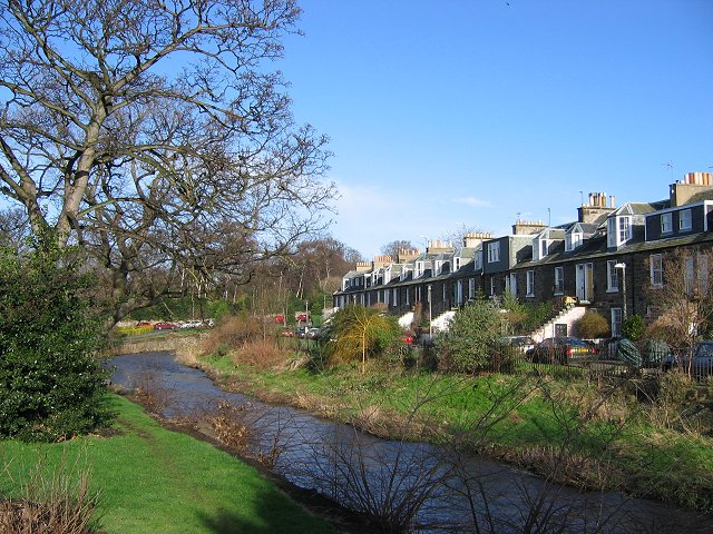 The Colonies and Water of Leith