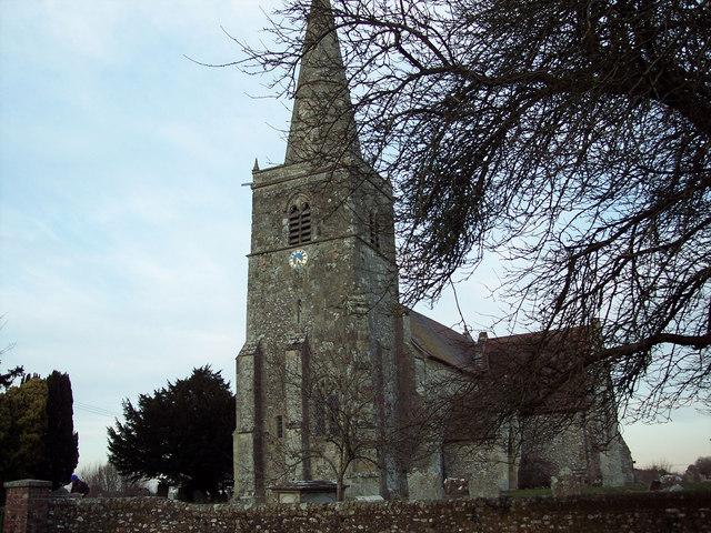 All Saints Church, Martin