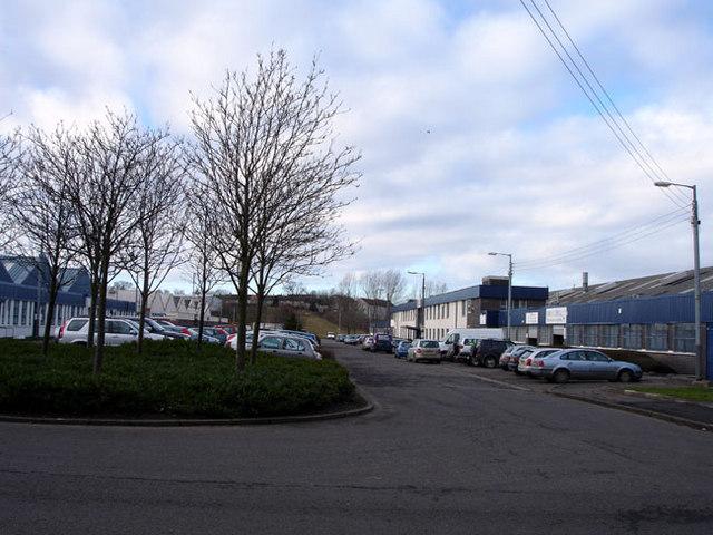 Thornliebank Industrial Estate