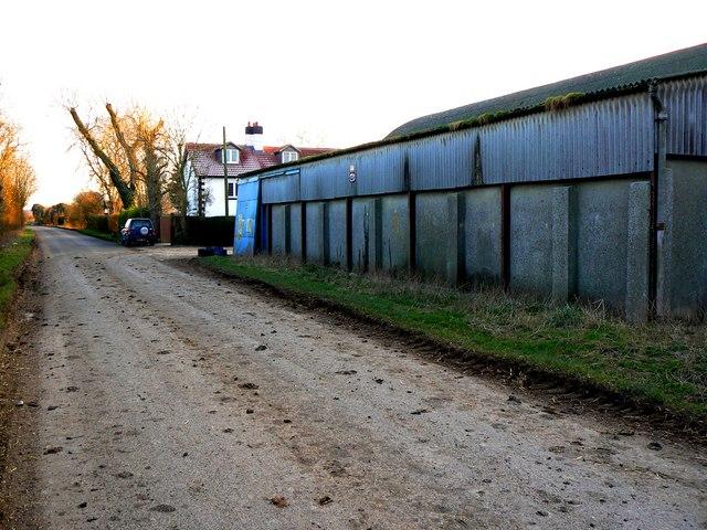 Herdswick Farm, near Ogbourne St George, Wiltshire (2)