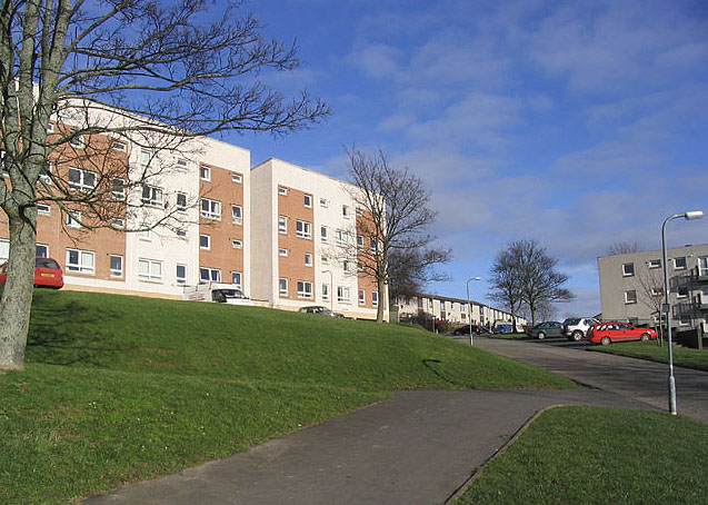 Langlee Housing Estate