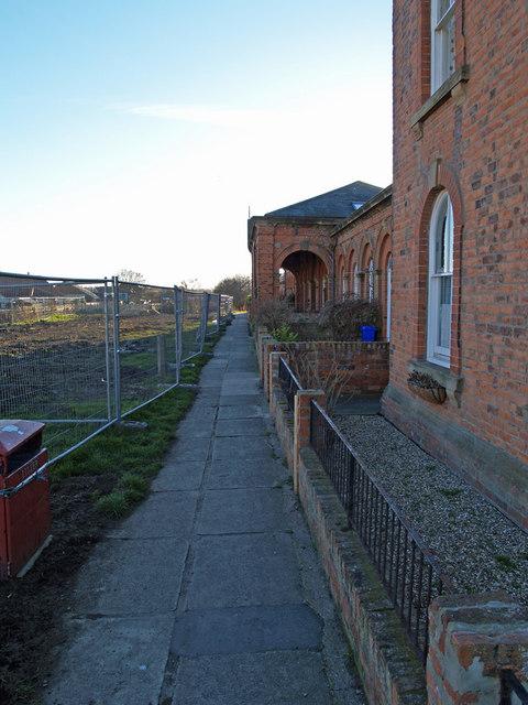 Former Railway Station, Hornsea
