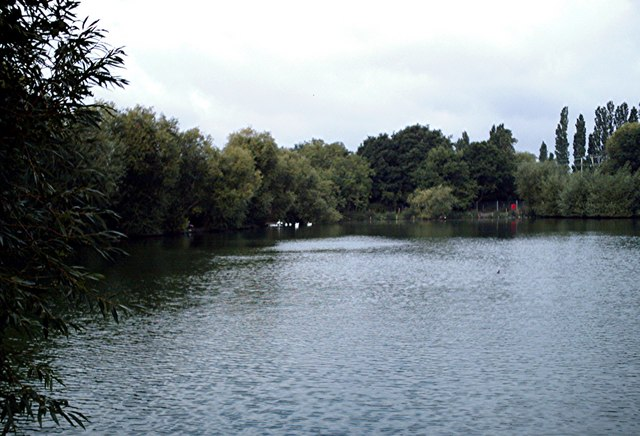 Fishing Lake, Rochford