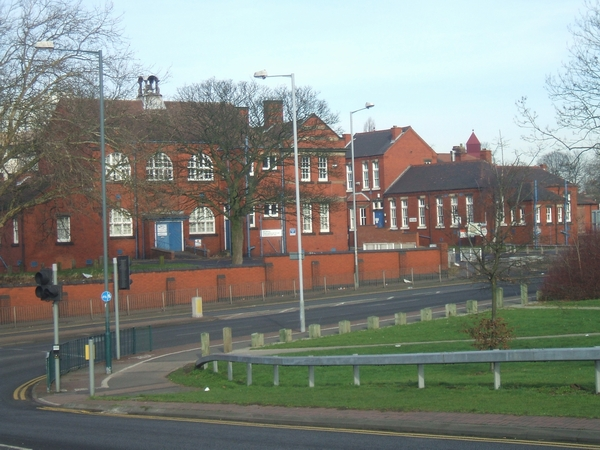 Old Buildings at New Cross Hospital