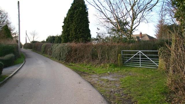 Padley Wood Lane