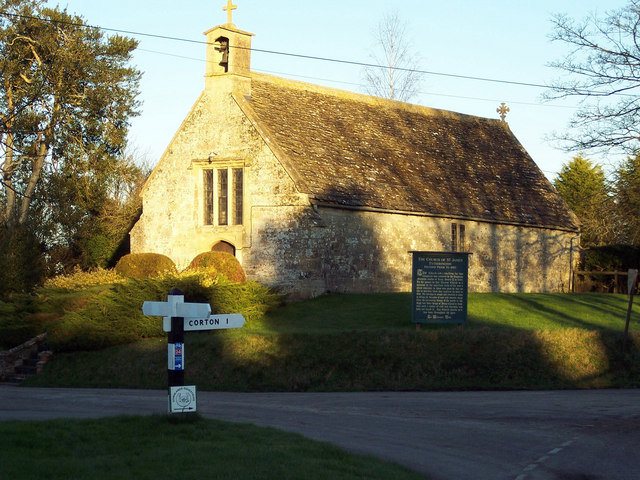 The Church of St James, Tytherington