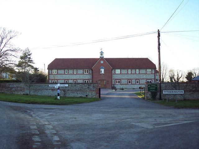 St James Court, Tytherington
