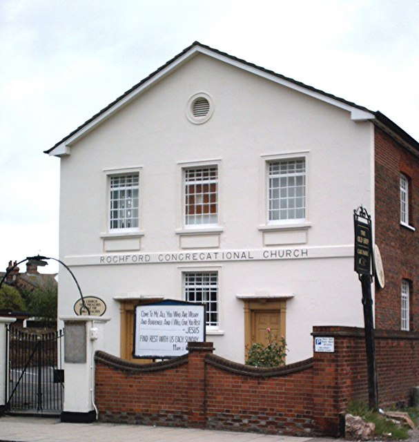 Rochford Congregational Church