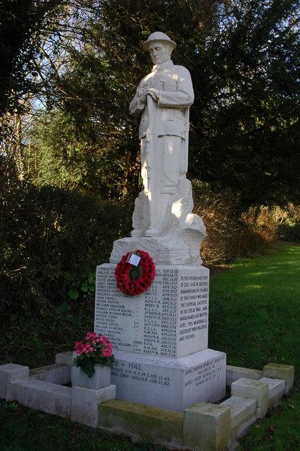 War Memorial, Dilwyn