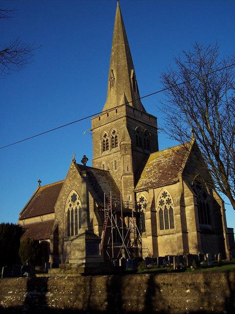 St John the Evangelist Church, Sutton Veny