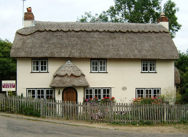 Thatched Cottage in Minstead