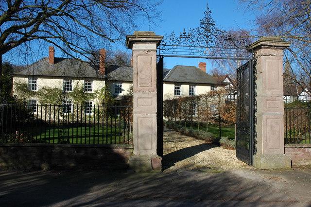 Great House, Dilwyn