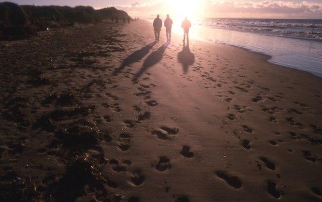Freshfield beach