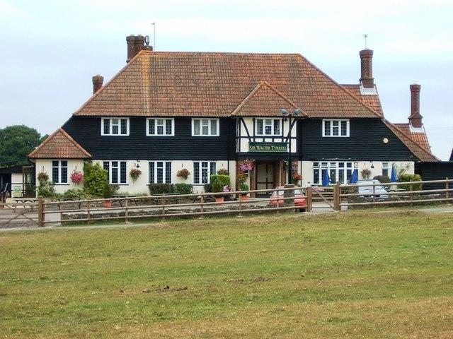 The Sir Walter Tyrrell Public House